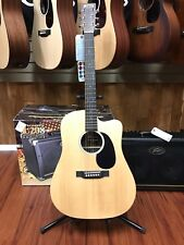 Martin DCX1AE Macassar Dreadnought Cutaway Acoustic Electric Guitar New!