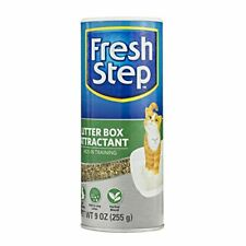 Fresh Step Litter Box Attractant Powder to Aid in Training, 9 Ounces | 1 Pack