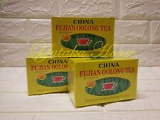 Fujian Oolong Teabags  x 3  Packs (60 bags Total )