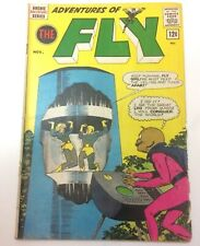Adventures of the Fly 23 - Archie Adventure/MLJ/Red Circle 1962- Fly-Girl/Jaguar