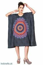 African Tribal Print Tops Summer  Kimono Style Kaftans Beach Party Dress Sarongs