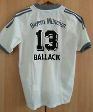 Maillot shirt foot Adidas Bayern Munich BALLACK 2002/2004