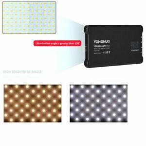 YONGNUO LED YN125 Pocket Light Panel 3200-5600K Rechargeable 4000mAh On-Camera