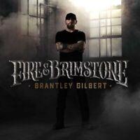 Brantley Gilbert - Fire & Brimstone Neuf CD