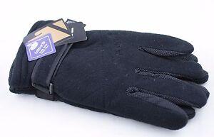 G9374M:1 Pair Men's NON-SLIP Grabber Palms Fleece Sport Ski Work Driving Gloves