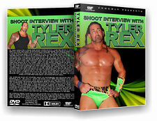 Tyler Reks Wrestling Shoot Interview DVD, WWE NXT FCW Developmental Nexus