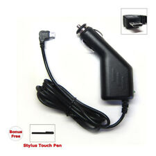 2A Dc Micro Usb Car Power Charger Cable For Garmin Nuvi 2360 2360Lt Gps - Chmca
