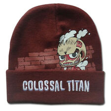 ANIME ATTACK ON TITAN COLOSSAL TITAN BEANIE HAT (OFFICIAL)