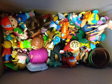 Collectible Junk Drawer Toy Lot Simpsons, Bambi, He Man, Berenstain Bears, Etc