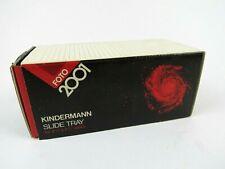 """Kindermann Slide Tray 2.25""""x 2.25"""" Slides Foto 2001 21169"""