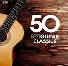 50 Best Guitar Classics - Various Artists (NEW 3CD)