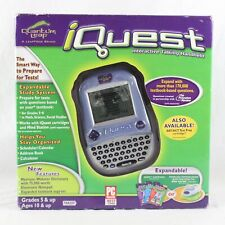 Leapfrog iQuest Quantum Leap Learning Handheld System/Console 40014 Brand New