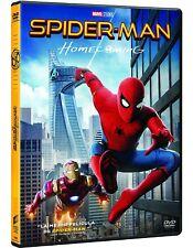 SPIDERMAN HOMECOMING DVD SPIDER-MAN NUEVO ( SIN ABRIR )