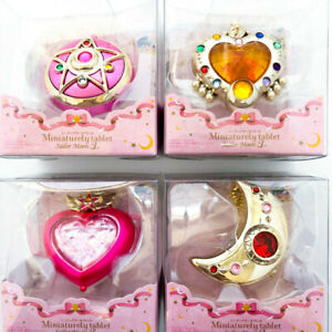 Pretty Guardian Sailor Moon Miniaturely tablet (Tablet case) Vol.3 / BANDAI