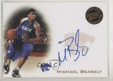 2008 Press Pass Signings Bronze Michael Beasley #PPS-MB Rookie Auto