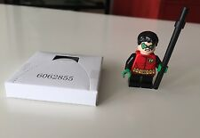 New LEGO BATMAN : ROBIN MINI FIGURE split From Set 76013