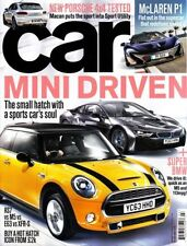 March Car Magazines