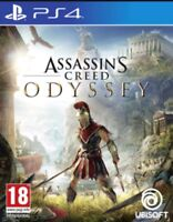 ASSASSIN'S ASSASSINS CREED ODYSSEY PS4 FISICO CD NUEVO CASTELLANO ESPAÑOL