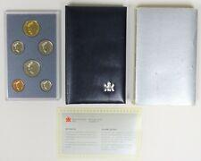 1992 Canada Proof Set Royal Canadian Mint w/ COA 125th CONFEDERATION ANNIVERSARY