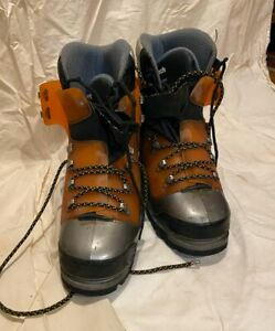 Koflach Degre Plastic Climbing Boots - Mens size 12