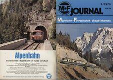 rivista M+F Journal Merker+Fischer 3/1976   bb