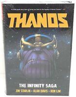 Thanos Infinity Saga Omnibus Marvel Comics HC Hard Cover New Sealed $100