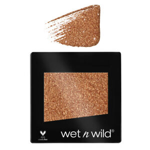 WET N WILD Color Icon Glitter Single - Brass (NEW) (3 Pack)