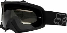 Fox Racing AIR SPACE SAND MX Motocross Offroad ATV Goggles MATTE BLACK 06333-917