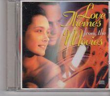(FX804) Love Themes from the Movies - 2013 CD
