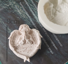 Angel Silikon Harz Resin Silikonform epoxidform Epoxidharz Seife Gießform