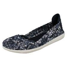 Zapatos planos de mujer de ante talla 41