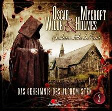 Oscar Wilde & Mycroft Holmes - Folge 03 von Jonas Maas (2016)