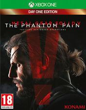 Metal Gear Solid V The Phantom Pain D1 Day One Edition XBOX ONE KONAMI