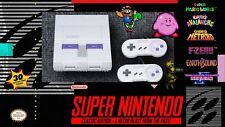 Super Nintendo Entertainment System SNES Classic 2017 Mini New