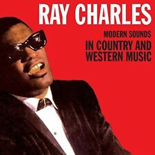 RAY CHARLES - MODERN SOUNDS IN COUNTRY  CD NEUF