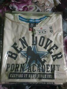 Mens T-Shirt, BENDOVER PORN ACADEMY