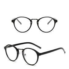 Eyeglasses Full Rim Round Frames Clear Lens Hot Retro Glasses Womens Mens Unisex