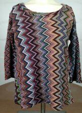 Sweet Pea Maternity Knit Top Blouse Women's  size medium