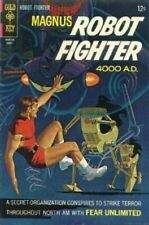 Magnus Robot Fighter (Vol 1) #  19 (FN+) (Fne Plus+) Gold Key ORIG US COMICS