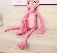 Stofftier Pink Panther Plüschtier Kuscheltier Film Rosa Stofffigur Sammeln Neu
