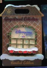 Wreck It Ralph Disneyland Hotel Gingerbread 2019 LE 1000 Disney Pin