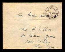 1945 British Cmf Apo 570 Cover to England - L5406