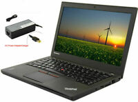 LENOVO THINKPAD X250 LAPTOP | INTEL CORE i5 | 8GB | 500GB | WINDOWS 10 + OFFICE