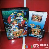 Gunstar Heroes Game Cartridge SEGA Mega Drive Japan Japanese Boxed Manual NTSC-J