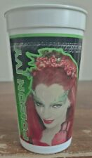 Batman & Robin Movie Taco Bell Plastic Collector Cup Poison Ivy 1997