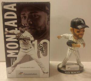 Chicago White Sox Yoan Moncada Bobblehead SGA 7/31/21 Free Fast Shipping