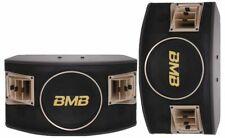"""BMB CSV-480 500W 10"""" 3 way Karaoke Speakers (pair)"""