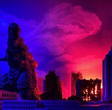 New ListingNeca Godzilla Wb Toho 1 Special Light Fx Building N Scale