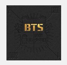 BTS - 2 COOL 4 SKOOL - 1st Single Album CD+Booklet Bangtan Boys