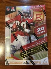 2020 Panini Donruss Elite Football Blaster Box NFL Sealed Herbert, 1/1, Auto/mem